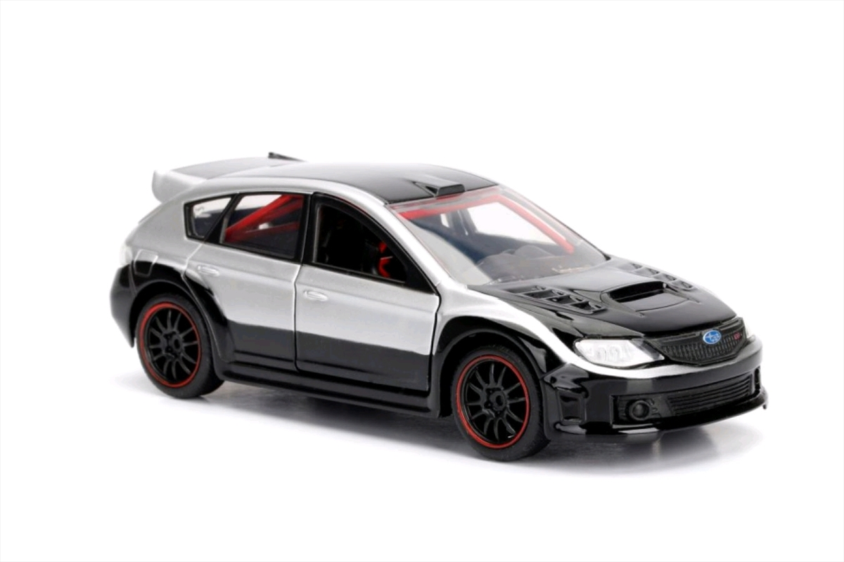Fast and Furious - Subaru WRX STI Hatchback 1:32 Scale Hollywood Ride | Merchandise