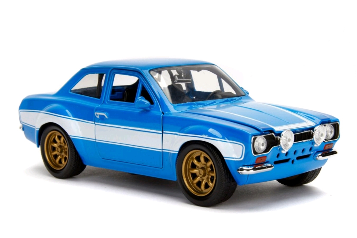 Fast and Furious - Ford Escort RS2000 MK1 1:24 Scale Hollywood Ride | Merchandise