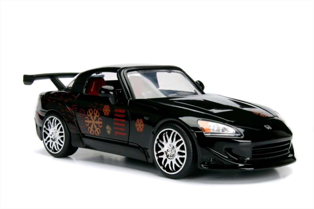 Fast and Furious - Johnny's Honda S2000 1:24 Scale Hollywood Ride   Merchandise