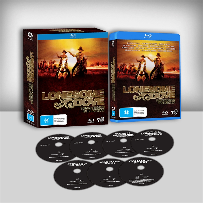 Lonesome Dove - Ultimate Collection | Blu-ray