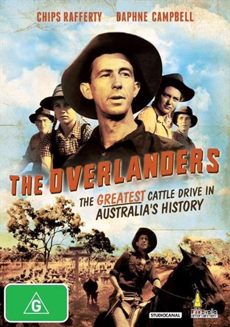 Overlanders, The | DVD