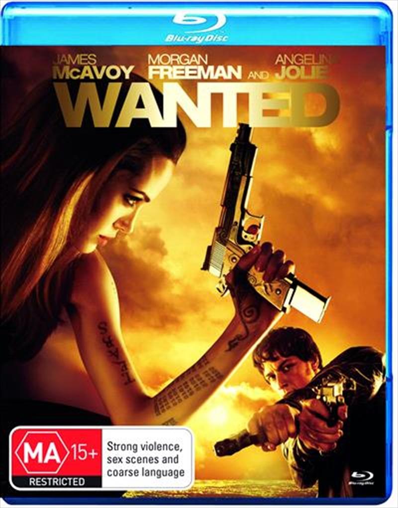 Wanted | Blu-ray