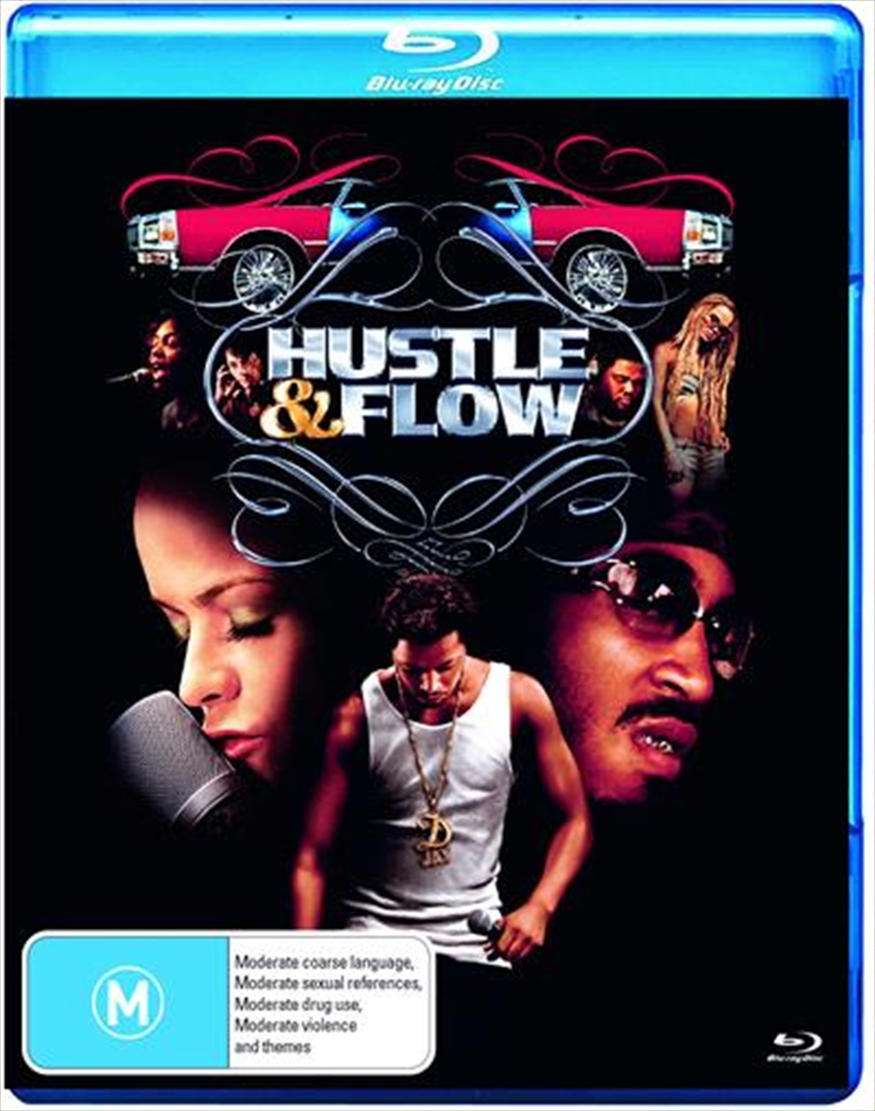 Hustle and Flow   Blu-ray