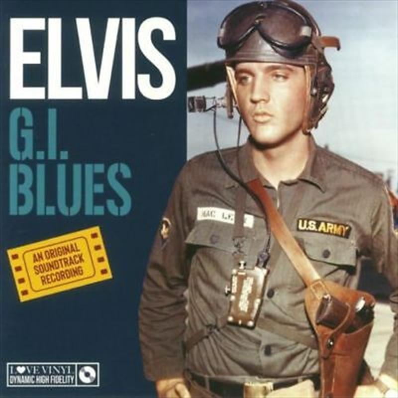 GI Blues   Vinyl