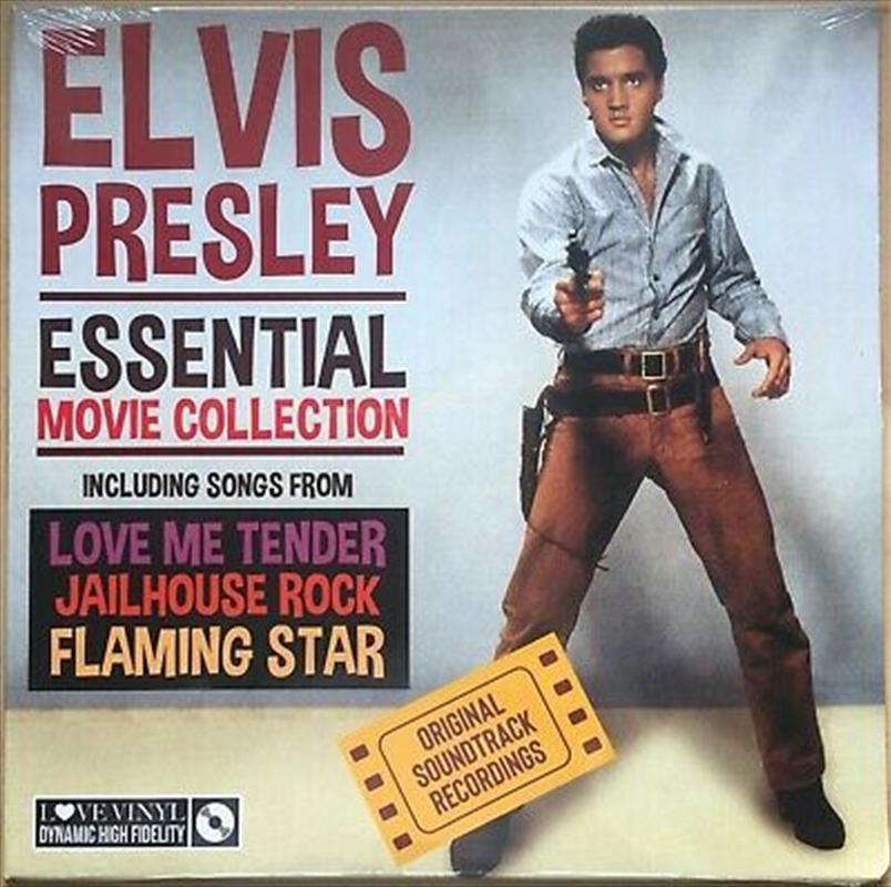 Essential Movie Collection   Vinyl