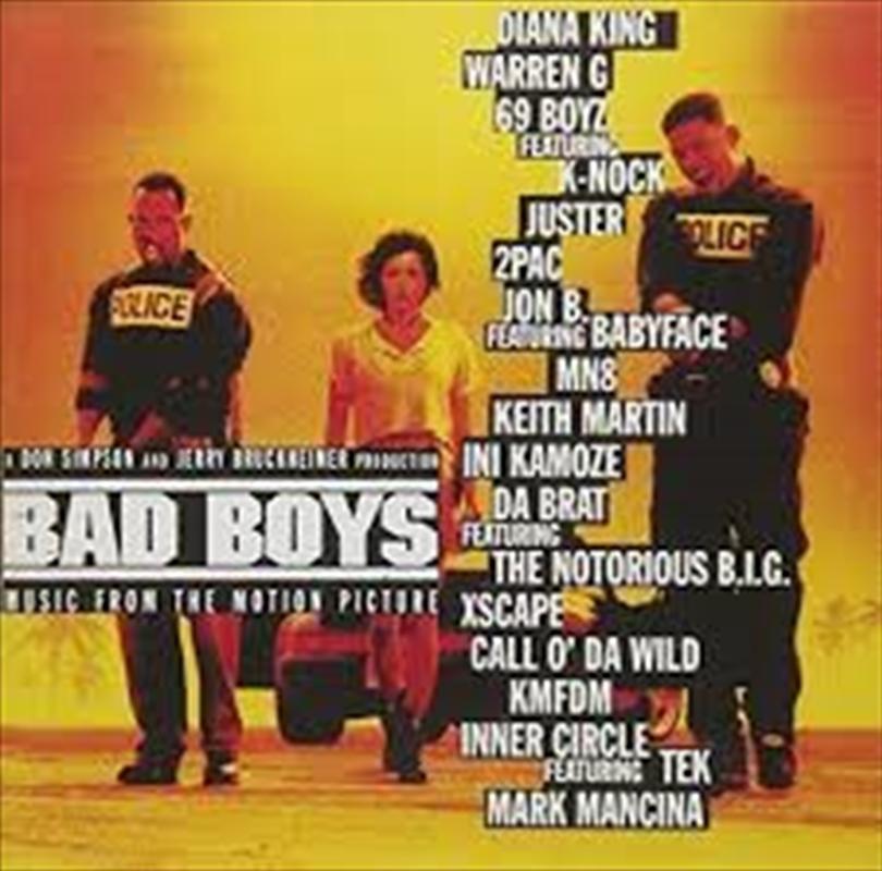 Bad Boys   CD