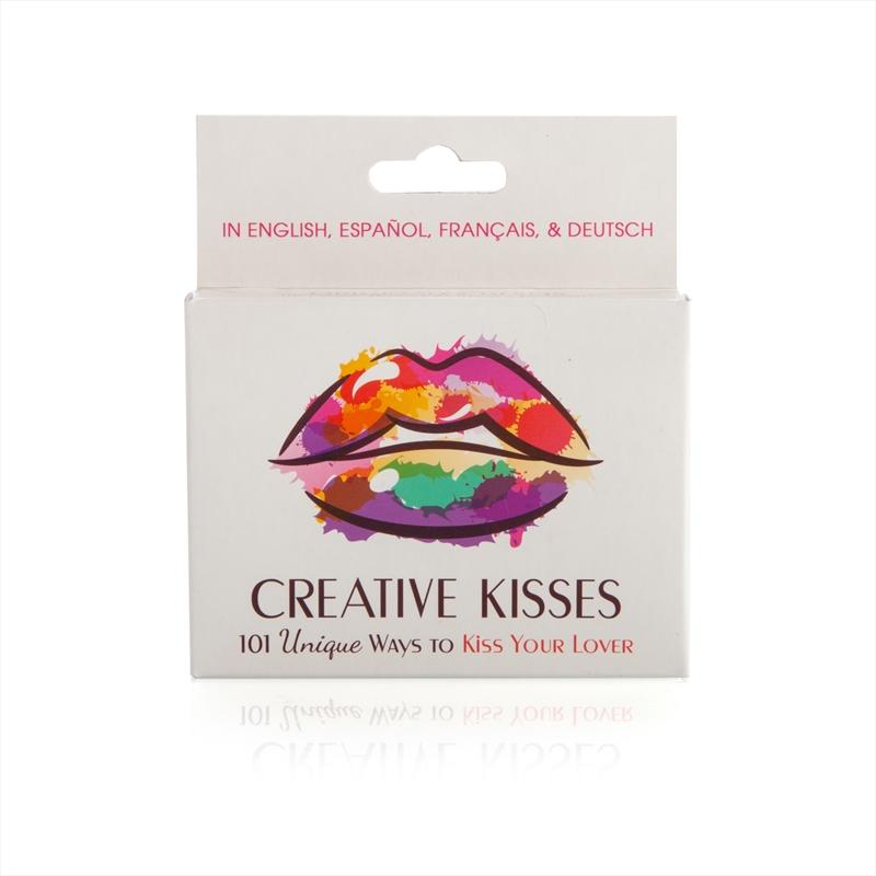 Creative Kiss Card Game | Merchandise