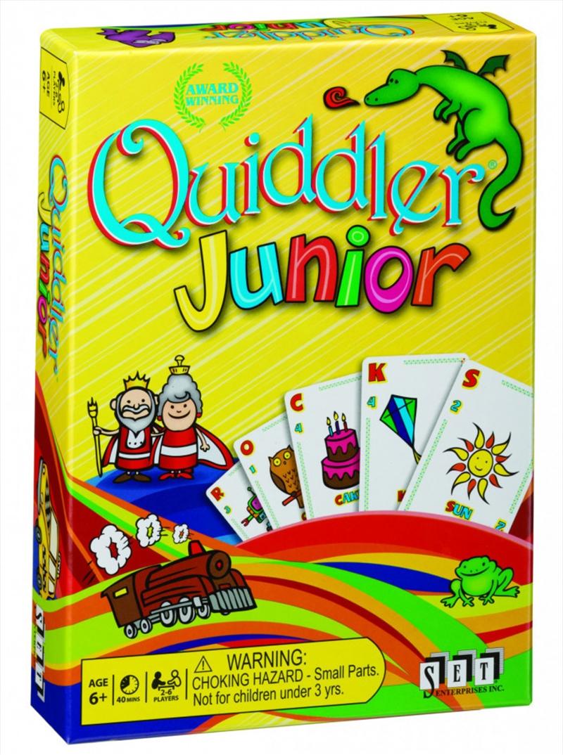 Junior Quiddler   Merchandise