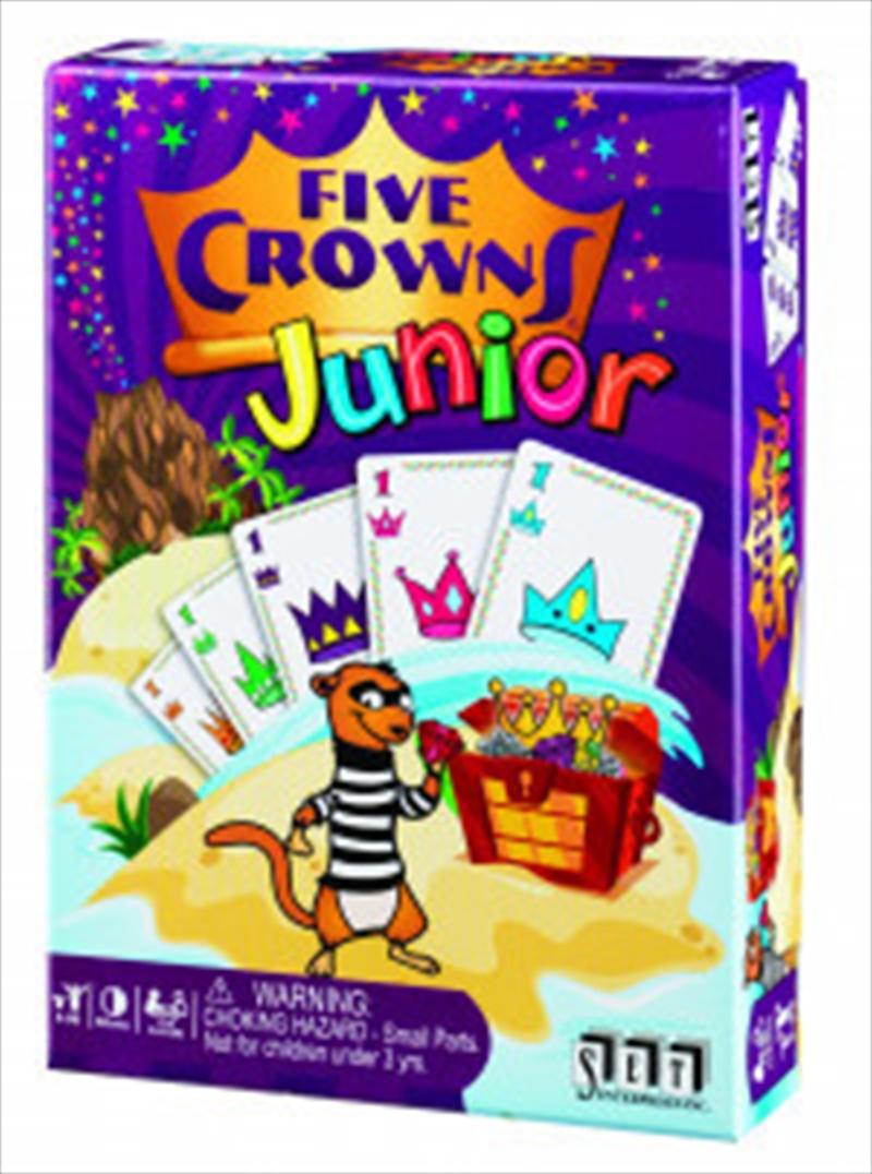 Junior Five Crowns   Merchandise