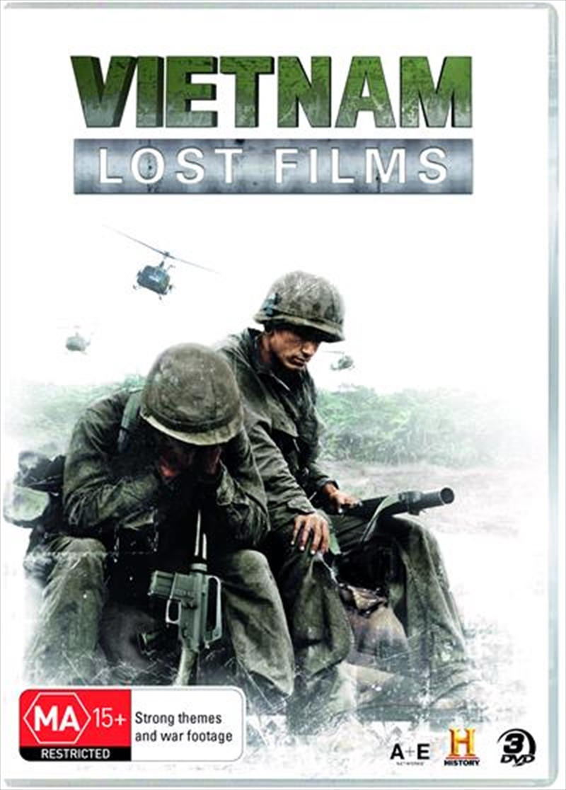 Vietnam War In HD - Lost Films | DVD