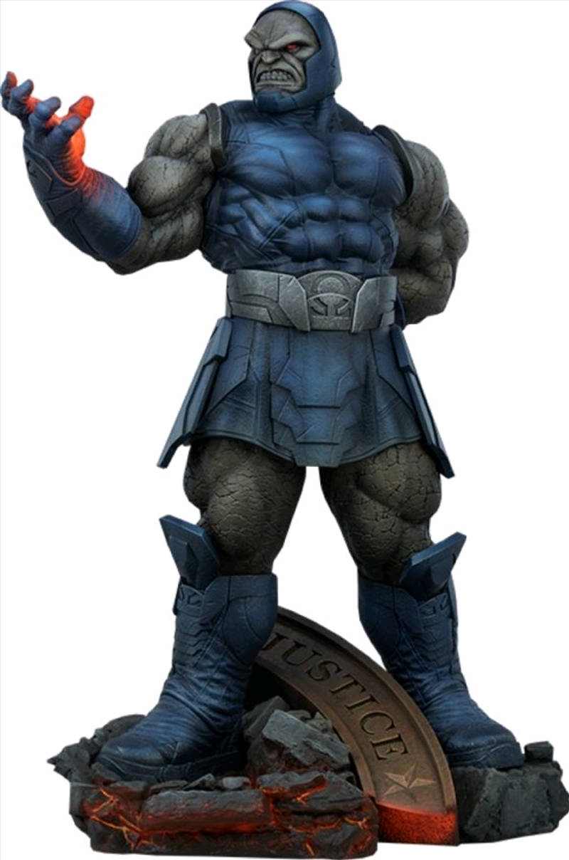 "Superman - Darkseid 24"" Maquette   Merchandise"