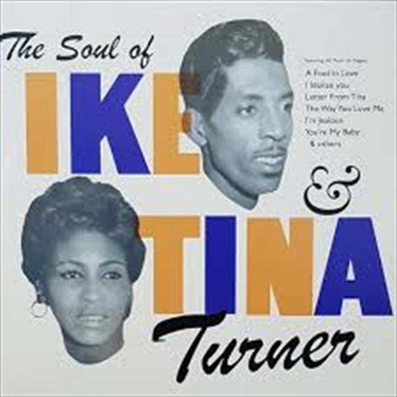 Soul Of Ike And Tina Turner | Vinyl