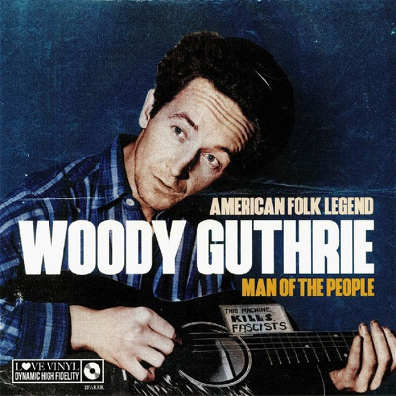 Man Of The People - American Folk Legend | Vinyl