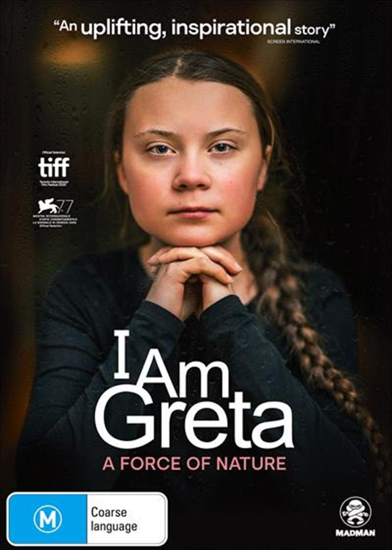 I Am Greta | DVD