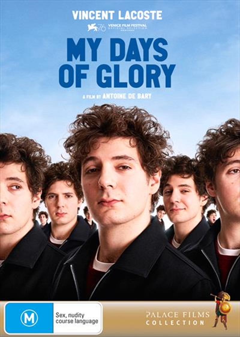 My Days Of Glory | DVD