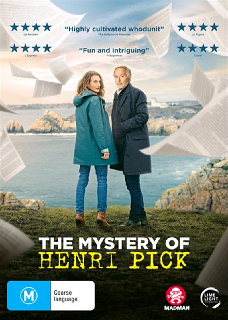 Mystery Of Henri Pick, The | DVD