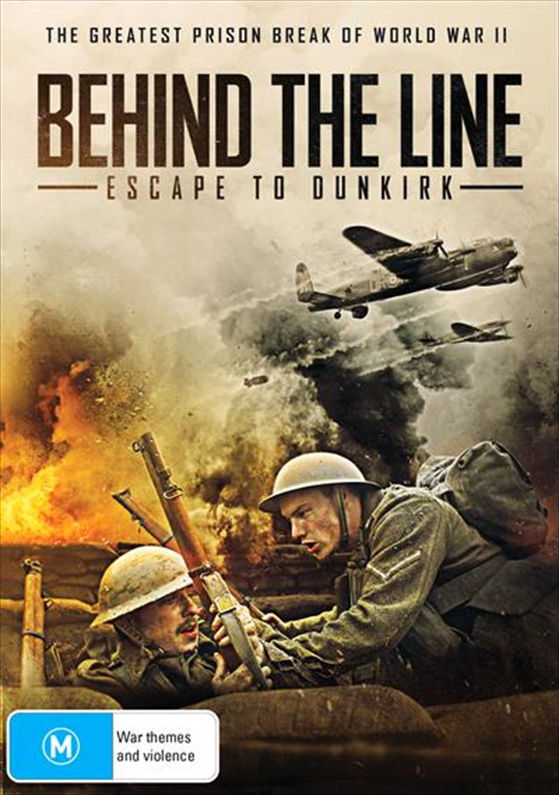 Behind The Line - Escape To Dunkirk | DVD