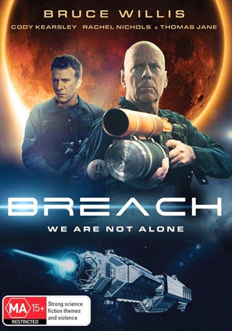 Breach | DVD