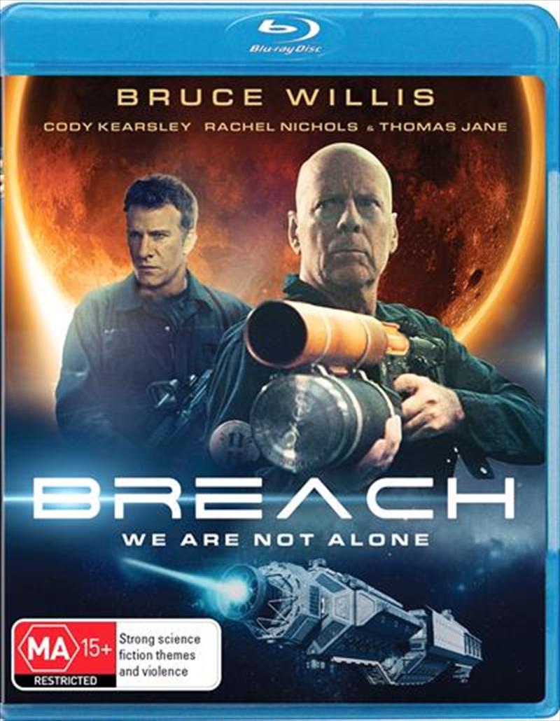 Breach | Blu-ray