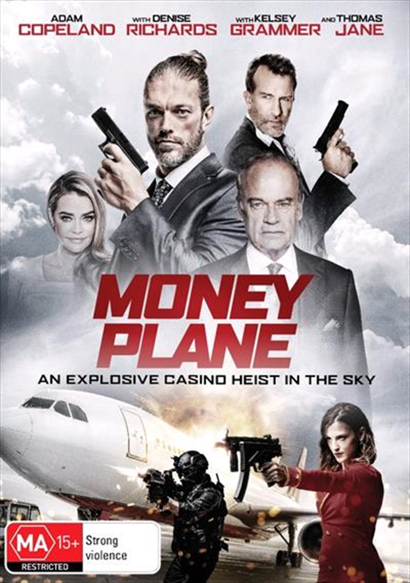 Money Plane | DVD