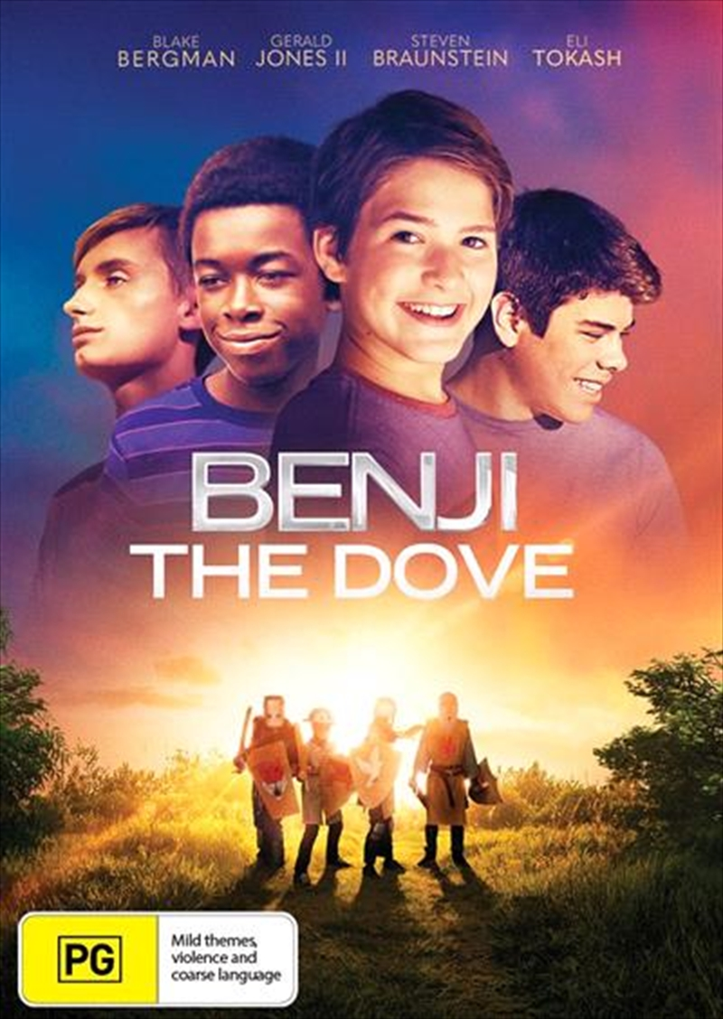 Benji The Dove | DVD
