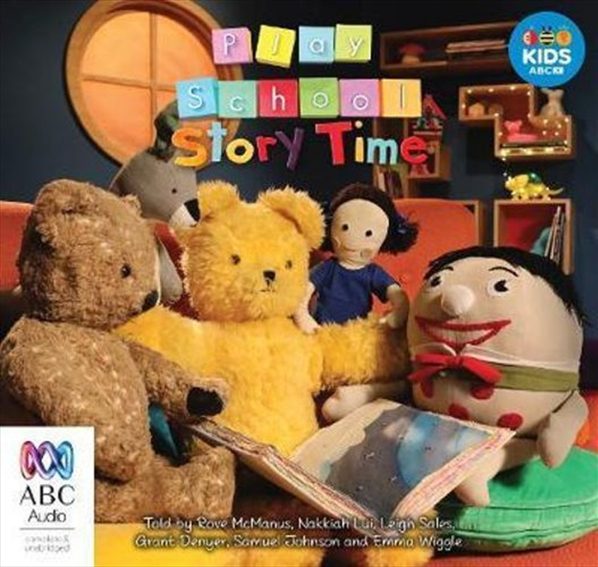 Play School Story Time | Audio Book