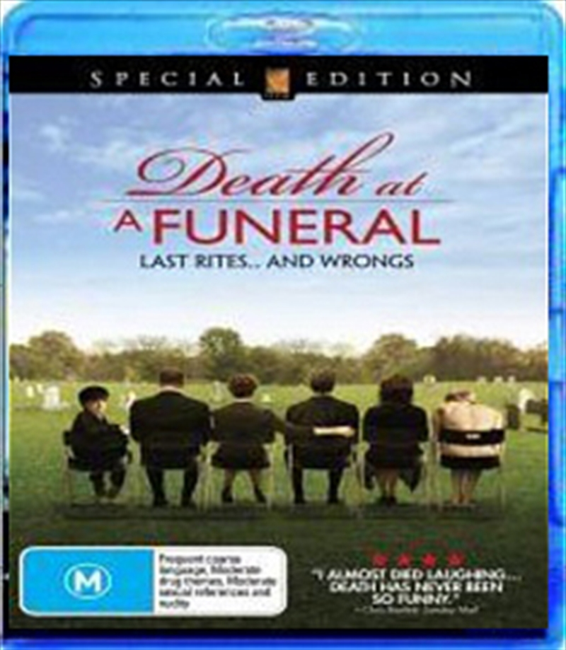 Death At A Funeral | Blu-ray