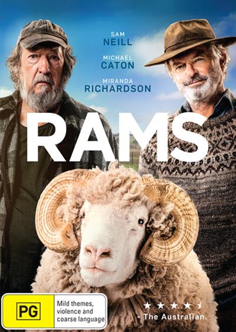 Rams | DVD