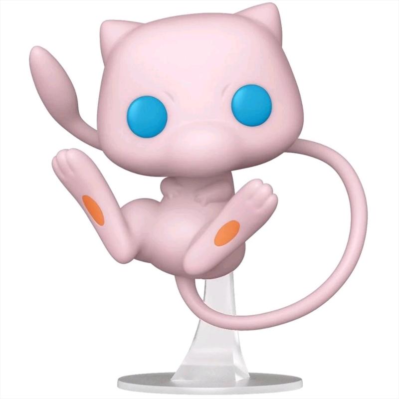 Pokemon - Mew Pop! Vinyl [RS]   Pop Vinyl