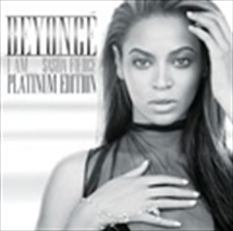 I Am Sasha Fierce: Platinum Edition | CD/DVD