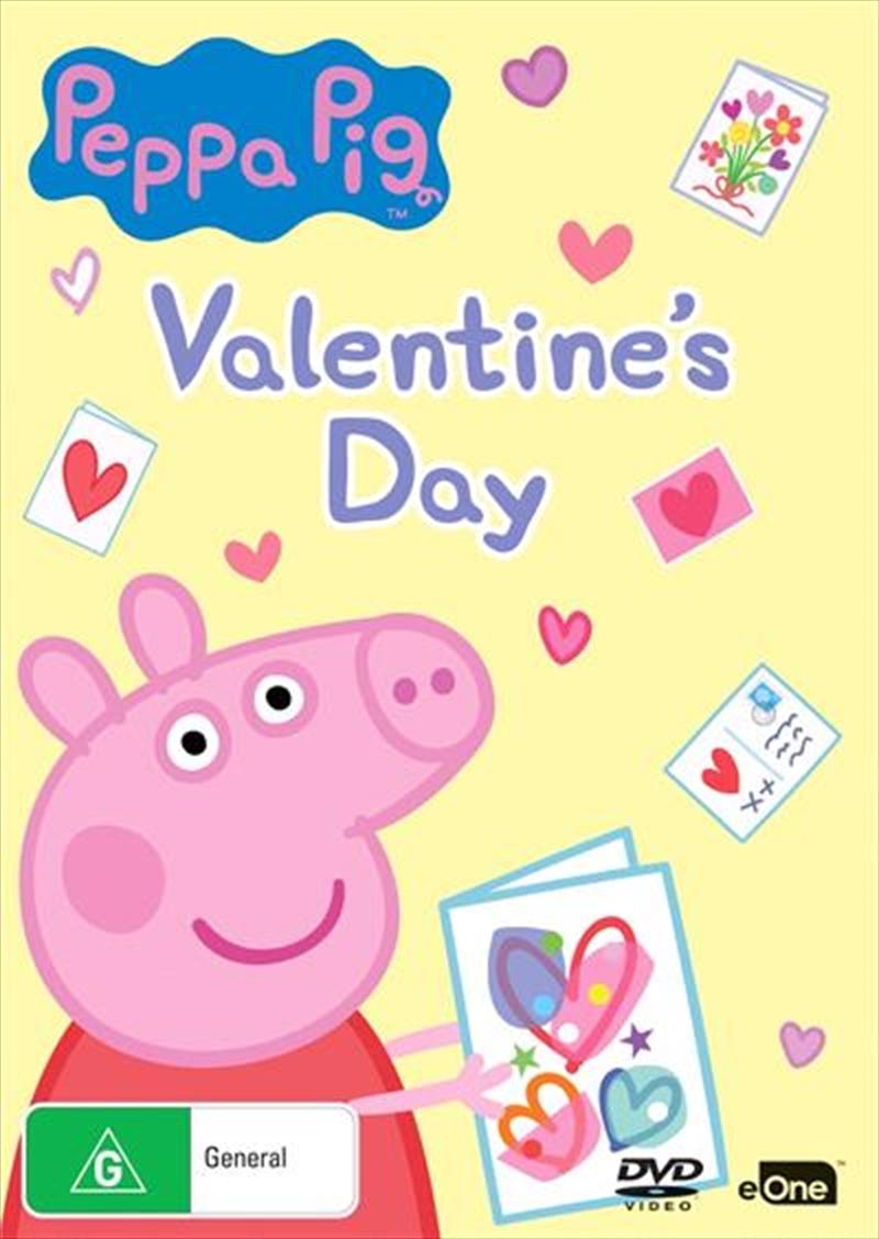 Peppa Pig - Valentine's Day   DVD