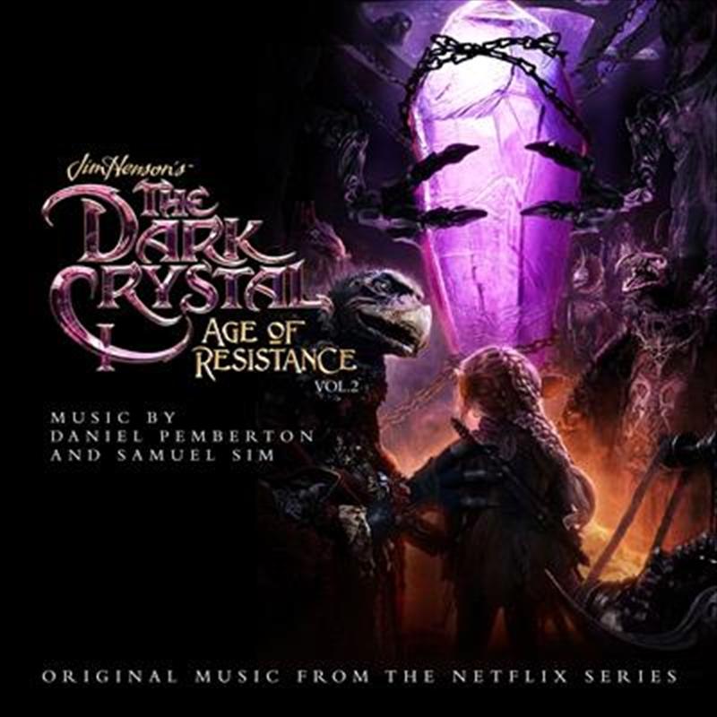 Dark Crystal: Age Of Resistanc | Vinyl