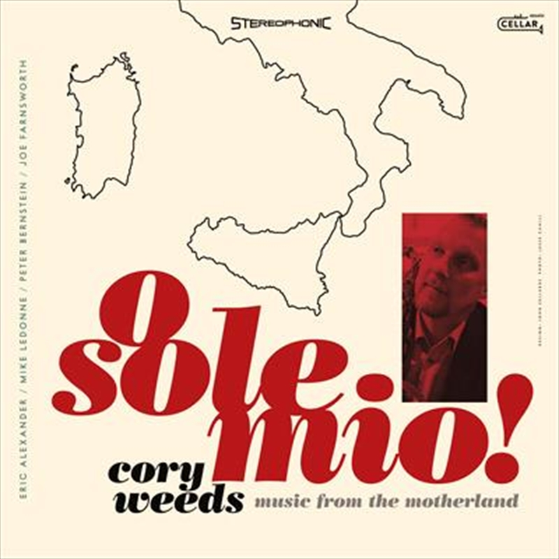 O Sole Mio - Music From The Motherland | CD
