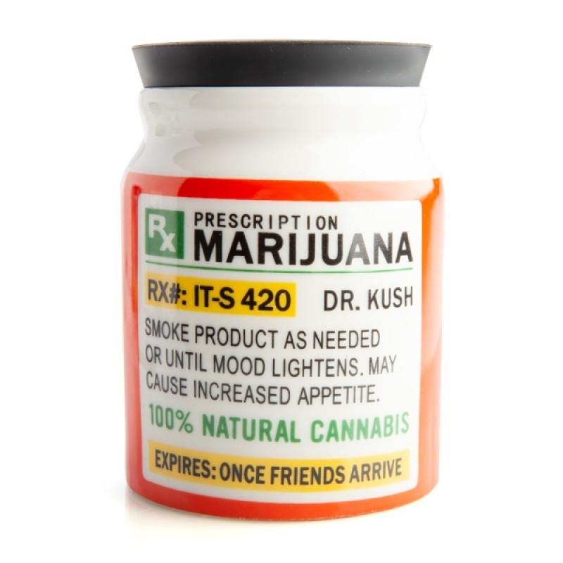 Prescription Marijuana: Large   Merchandise