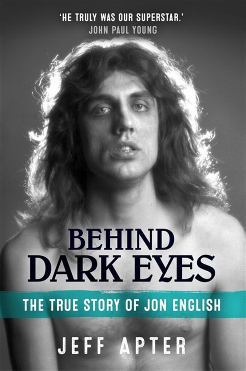 Behind Dark Eyes   Paperback Book