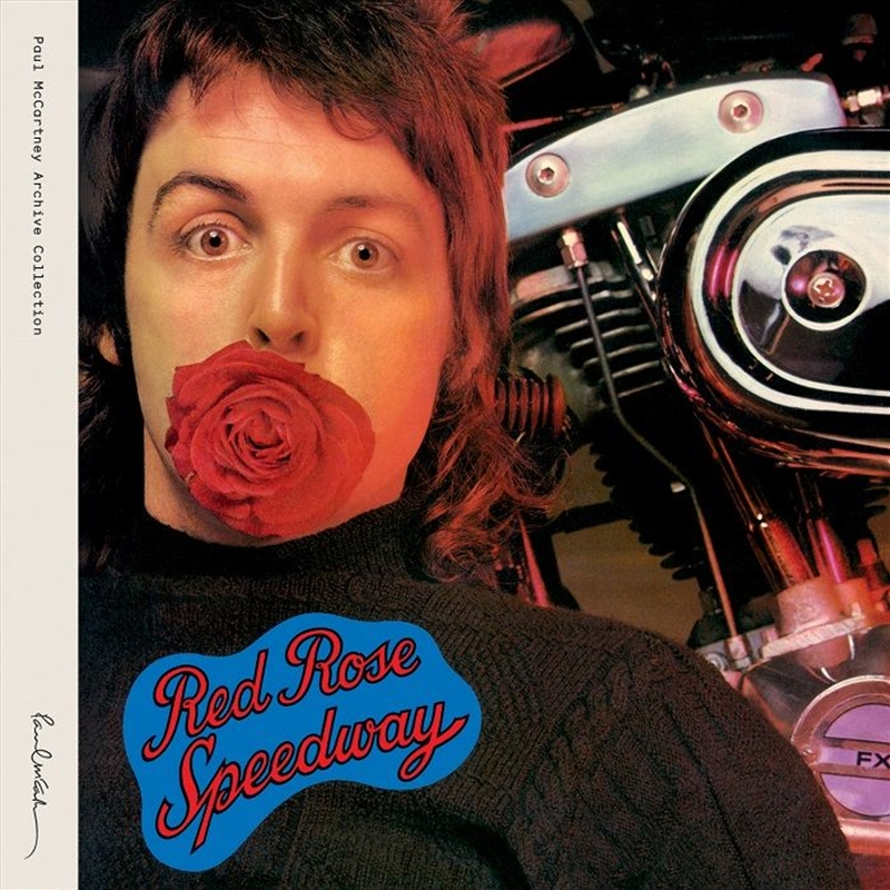 Red Rose Speedway - Limited Edition   Vinyl