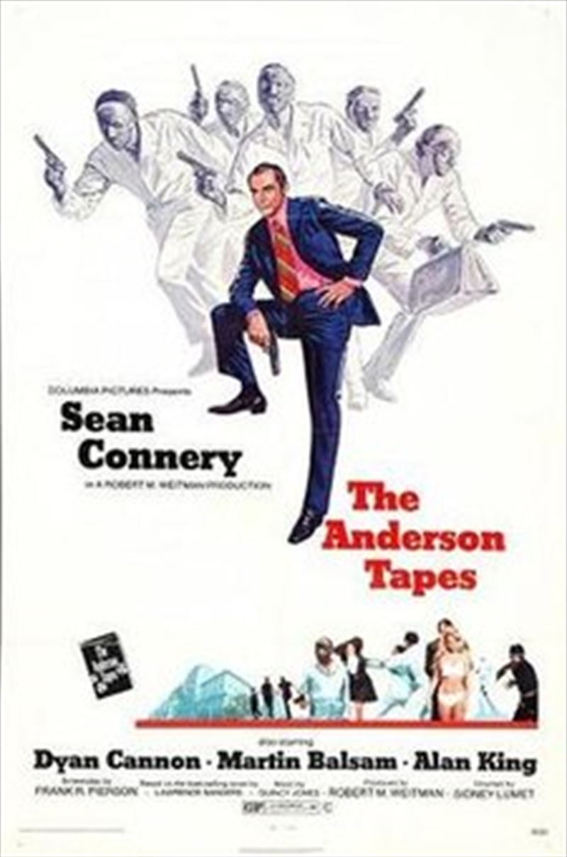 Anderson Tapes | DVD