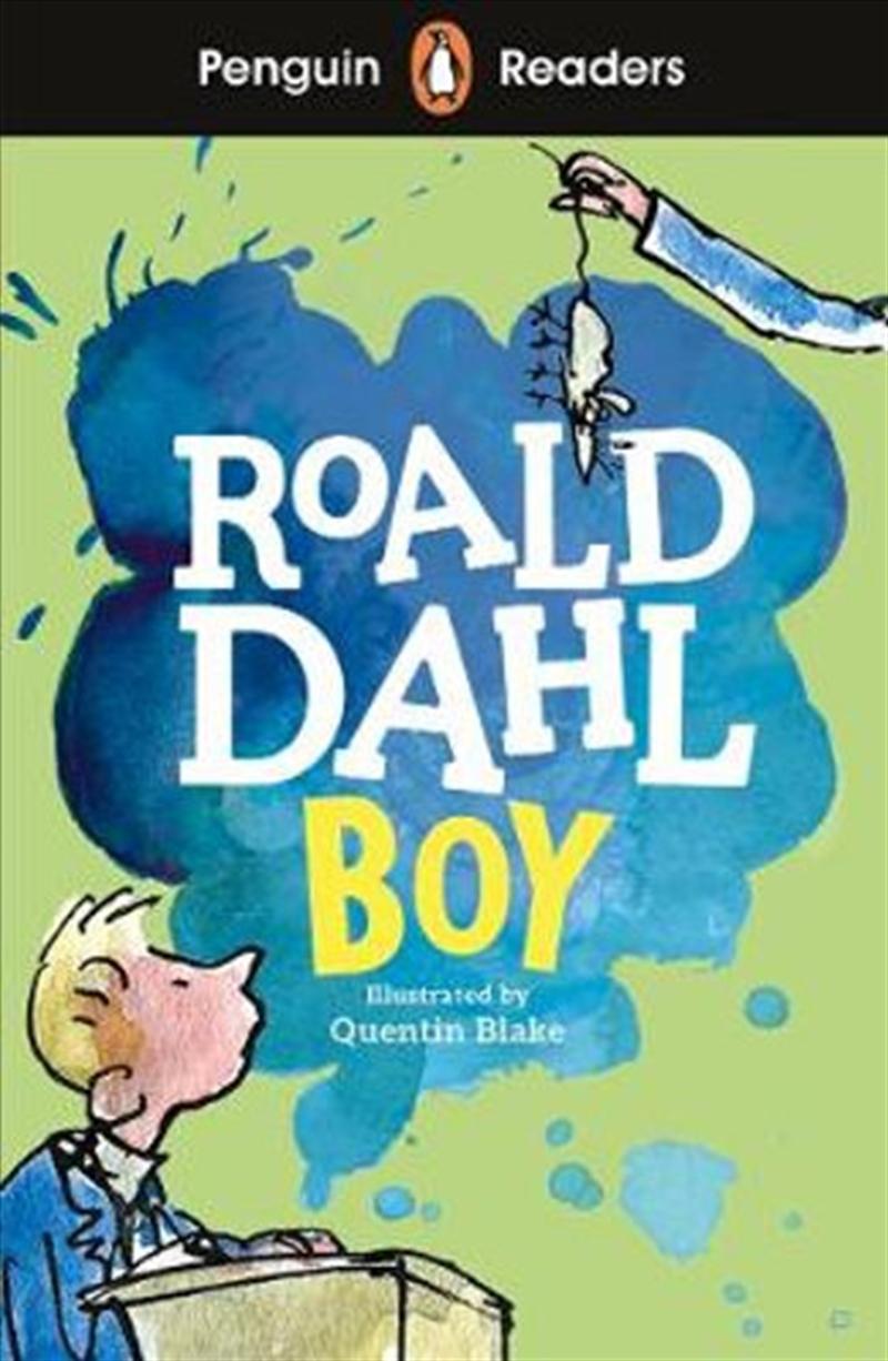 Penguin Readers Level 2: Boy (ELT Graded Reader) | Paperback Book