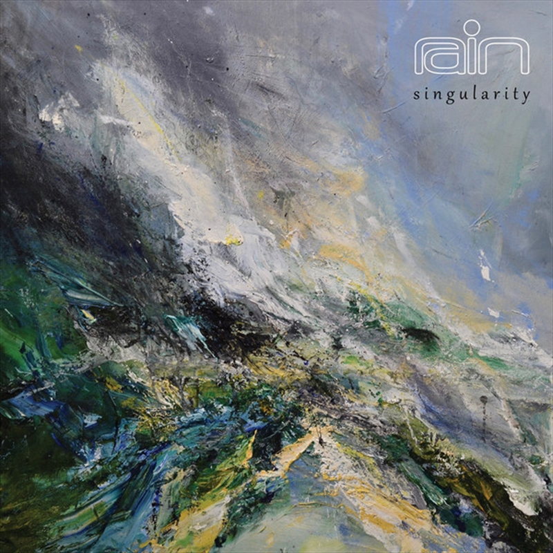 Singularity | CD