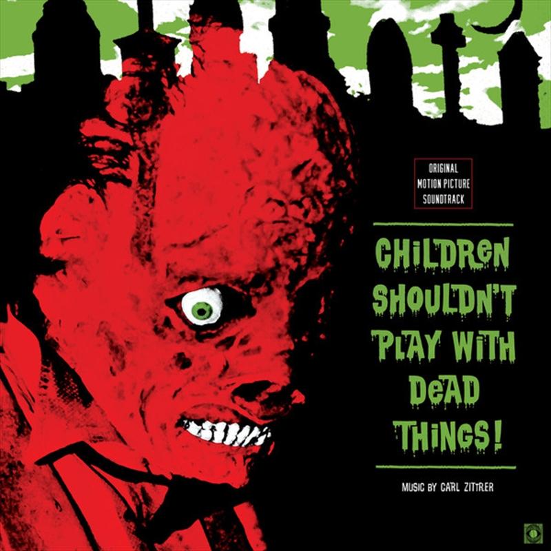Children Shouldnt Play With De   Vinyl