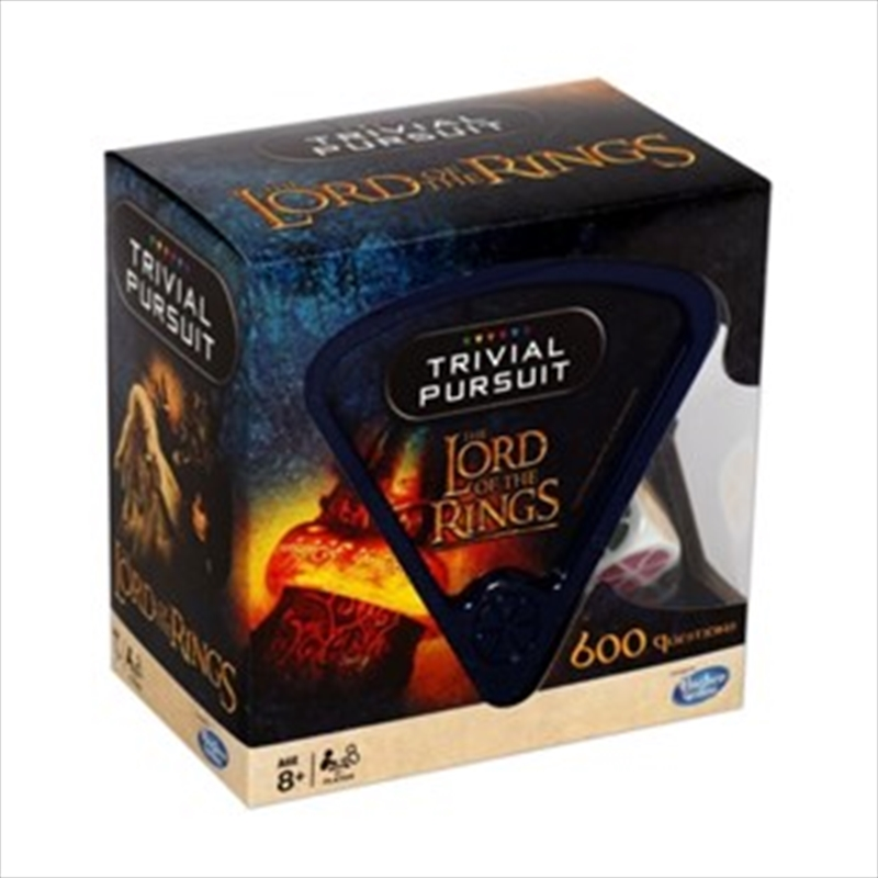 Lord Of The Rings  Trivial Pursuit | Merchandise