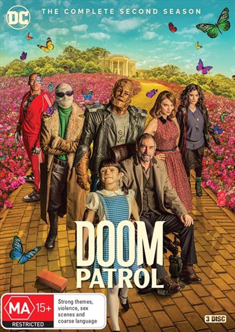 Doom Patrol - Season 2 | DVD