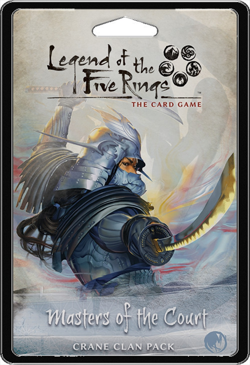 Legend of the Five Rings the Card Game - Masters of the Court | Merchandise