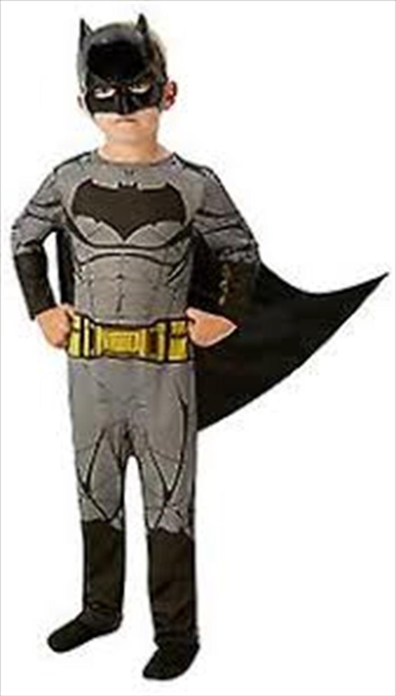 Batman Doj Classic: Size 7-8   Apparel
