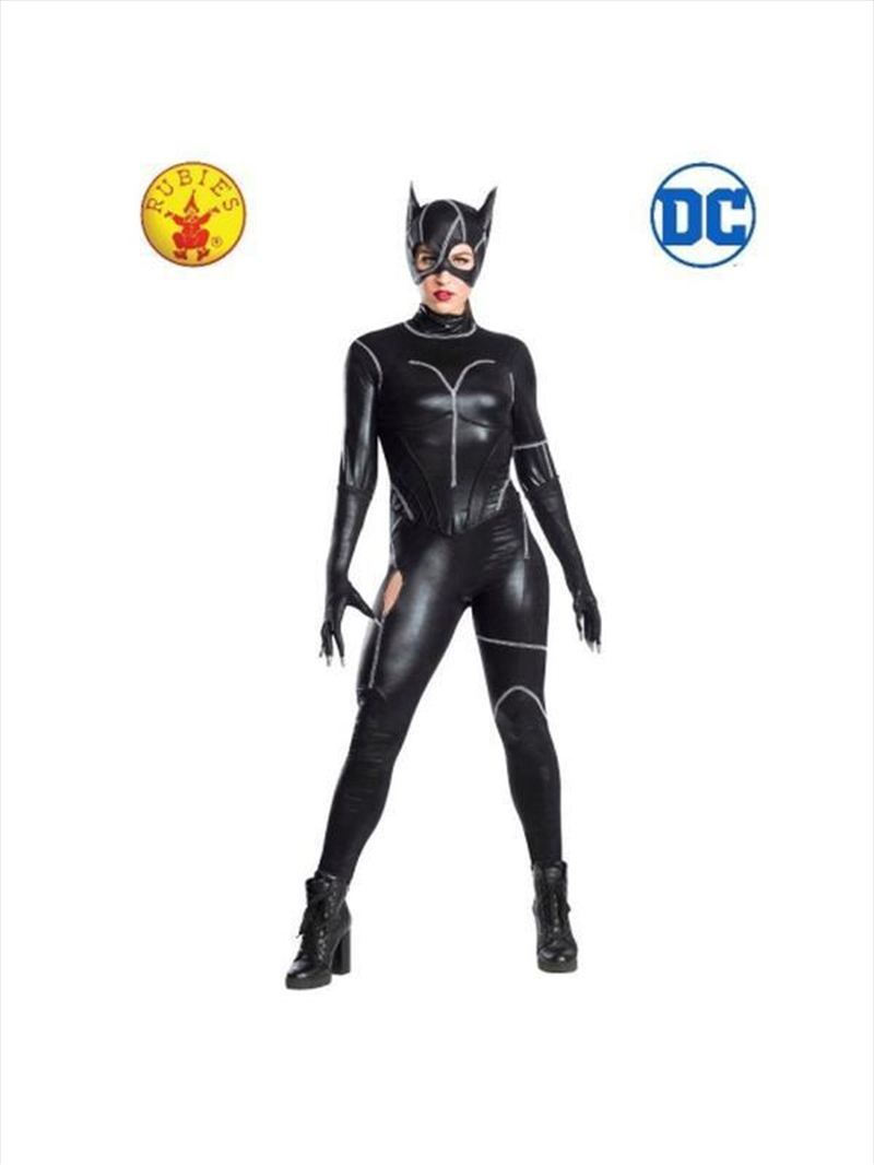 Catwoman Deluxe Costume: Xl   Apparel
