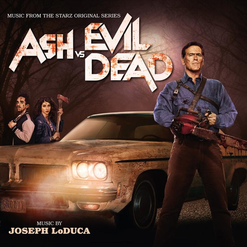 Ash Vs Evil Dead | CD