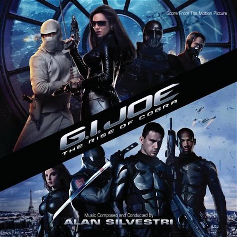 Gi Joe Rise Of Cobra | CD