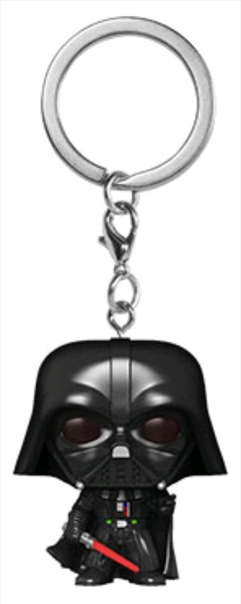 Star Wars - Darth Vader Pocket Pop! Keychain | Pop Vinyl