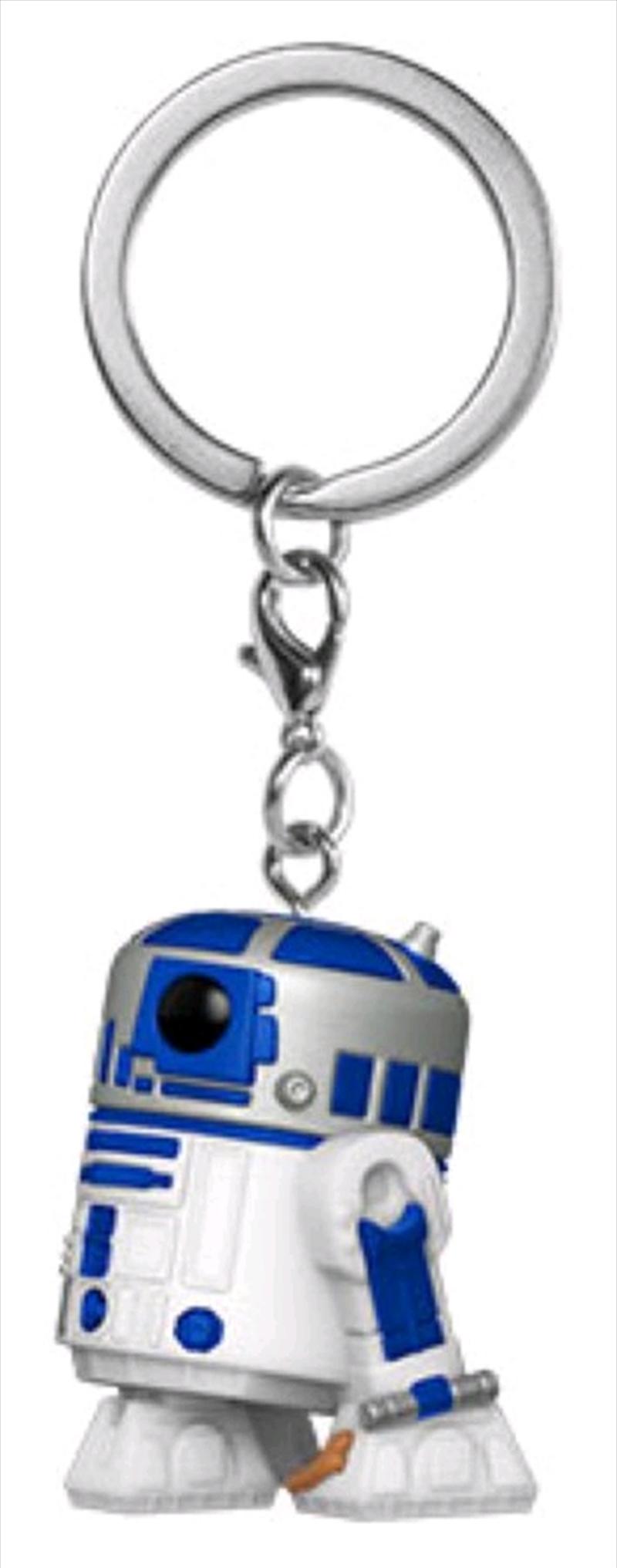 Star Wars - R2-D2 Pocket Pop! Keychain | Pop Vinyl