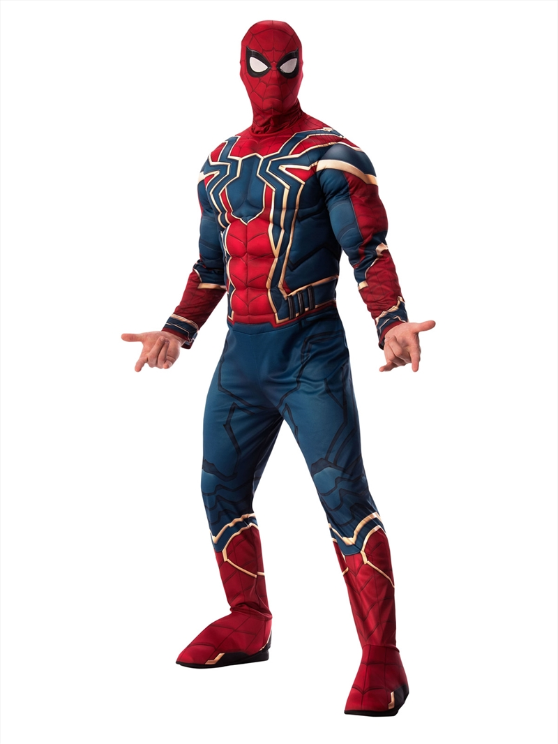 Iron: Spider Deluxe Avg4: Xl | Apparel